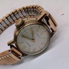 Relojes de pulsera: RELOJ EPPLER CARGA MANUAL 17RUBIS VINTAGE EN FUNCIONAMIENTO. Lote 166132120