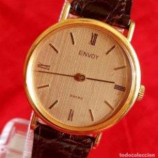 Relojes de pulsera: RELOJ ENVOY DE CUERDA VINTAGE, NOS (NEW OLD STOCK). Lote 166184130