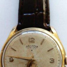 Relojes de pulsera: ANTIGUO RELOJ ARCADIA DE 37 MM. Lote 166436738