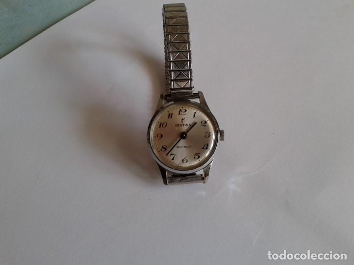 Relojes de pulsera: RELOJ FESTINA INCABLOC necesita reparar - Foto 3 - 166792210