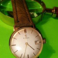 Relojes de pulsera - CYMA - MANUAL AÑOS 60. P.ORO 20 MICRAS. 34 MM. S/C. C-R-806 ((( IMPECABLE ))) FOTOS Y DESCRIP. - 167026100