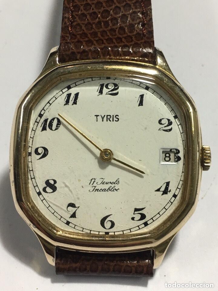 RELOJ TYRIS DE EXACTUS SERIE ESPECIAL MAQ 7046 (Relojes - Pulsera Carga Manual)