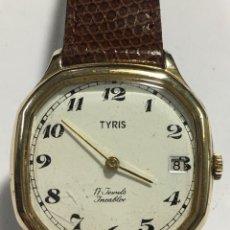 Relojes de pulsera: RELOJ TYRIS DE EXACTUS SERIE ESPECIAL MAQ 7046. Lote 167410984