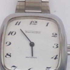 Relojes de pulsera: RELOJ THERMIDOR CARGA MANUAL FUNCIONANDO. Lote 167792485