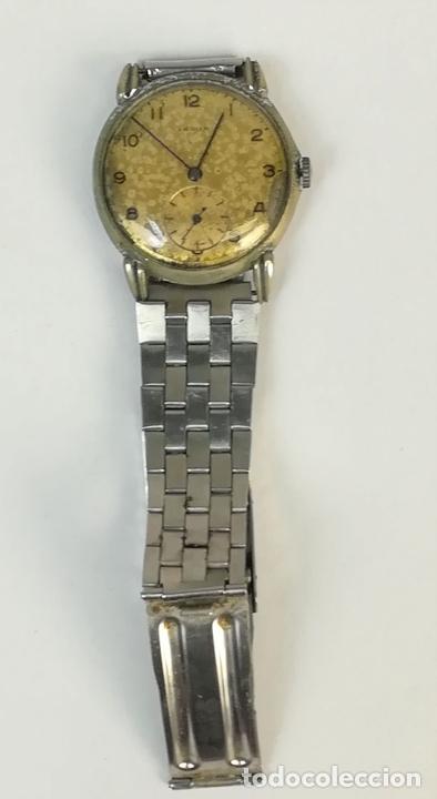 Relojes de pulsera: RELOJ DE CABALLERO. MARCA ZENITH. (CIRCA1950) SUIZA. - Foto 2 - 167822040