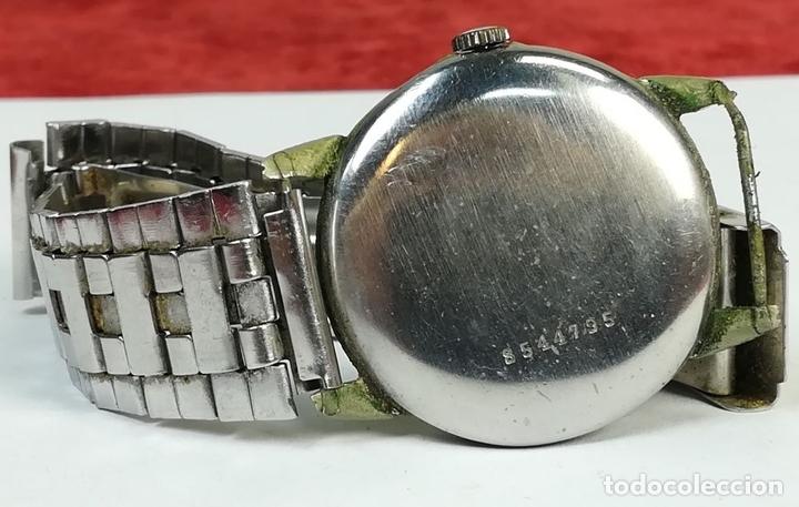 Relojes de pulsera: RELOJ DE CABALLERO. MARCA ZENITH. (CIRCA1950) SUIZA. - Foto 3 - 167822040