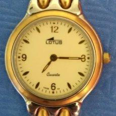 Relojes de pulsera: RELOJ SEÑORA LOTUS COLECCTION 15036. Lote 167856080