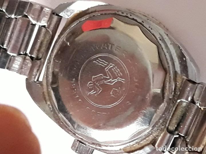 Relojes de pulsera: reloj de pulsera caballero carga manual vadur antichoc, funciona - Foto 3 - 167932936