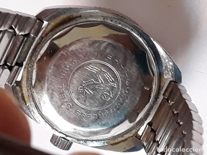Relojes de pulsera: reloj de pulsera caballero carga manual vadur antichoc, funciona - Foto 7 - 167932936