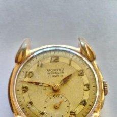 Relojes de pulsera: RELOJ MORTEZ BESANÇON. Lote 167983812