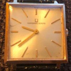 Relojes de pulsera: RELOJ DE PULSERA, DE CARGA MANUAL, UNIVERSAL GENEVE. ARMIS ORIGINAL. Lote 167995060