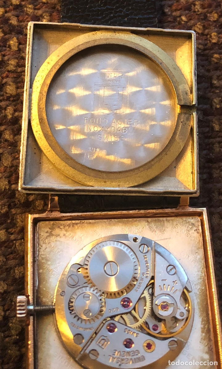 Relojes de pulsera: Reloj de pulsera, de carga manual, Universal Geneve. Armis original - Foto 9 - 167995060