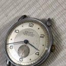 Relojes de pulsera: RELOJ CAUNY ( LA CHAUX DE FONDS ) 15 RUBÍS ANTIMAGNETIC VINTAGE. Lote 167997220