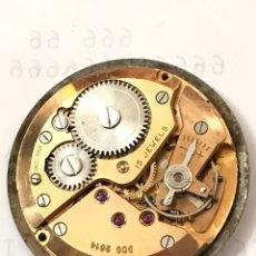 Relojes de pulsera: MAQUINARIA MOVIMIENTO RELOJ AVÍA 15 JEWELS CAL FH 26 N DCO 2614 VINTAGE. Lote 168166568