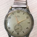 Relojes de pulsera: RELOJ AVIA 15 RUBÍS CARGA MANUAL VINTAGE 38 MM. Lote 168182740