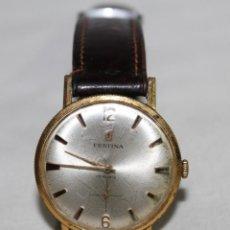 Relojes de pulsera: RELOJ CABALLERO FESTINA 17 JEWELS RUBIS SWISS MADE - MEDIADOS DEL SIGLO XX. Lote 168312648