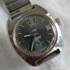 Relojes de pulsera: RELOJ CAUNY SEÑORA PARA REPARAR. Lote 168367924