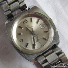 Relojes de pulsera: RELOJ FESTINA DE SEÑORA FUNCIONANDO A CUERDA. Lote 168368024