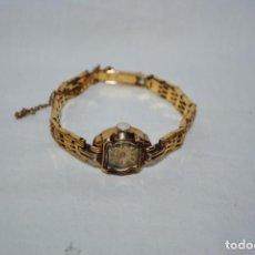 Relojes de pulsera: CAUNY ANCRE , 17 RUBIS . Lote 168491468