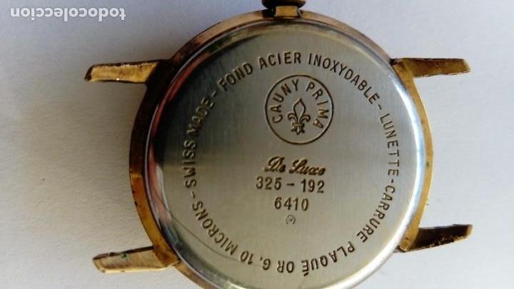Relojes de pulsera: Reloj Cauny Prima Calendario - Foto 4 - 168499272