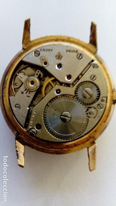 Relojes de pulsera: Reloj Cauny Prima Calendario - Foto 6 - 168499272