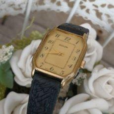 Relojes de pulsera: RELOJ VINTAGE EDOX MECANICO MUJER. Lote 168861122