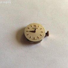 Relojes de pulsera: MAQUINARIA MOVADO DE RELOJ DE PULSERA DE MUJER CON ESFERA 17 JOYAS DIAM. 17 MM. Lote 169118772