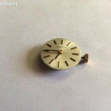 Relojes de pulsera: MAQUINARIA DE RELOJ DE PULSERA ZENITH CON ESFERA DIAM. 19 MM. Lote 169119212