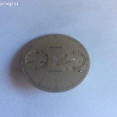 Relojes de pulsera: ESFERA RELOJ DE PULSERA CRONO BULOVA PARA MAQUINARIA VLAJOUX 22-23 DIAM. 29 MM. Lote 169120796