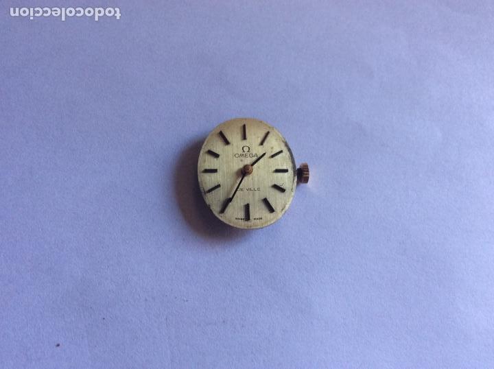 MAQUINARIA DE RELOJ DE PULSERA OMEGA DE VILLE CALIBRE 620 CON ESFERA DIAM. 19 MM (Relojes - Pulsera Carga Manual)