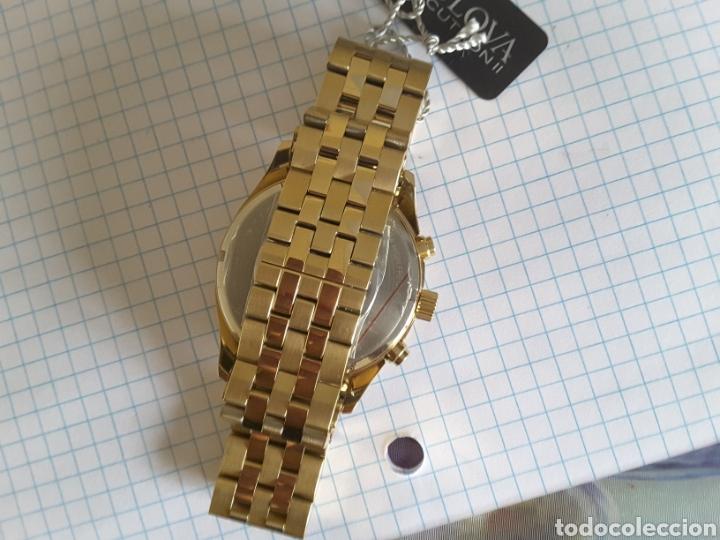 Relojes de pulsera: Bulova accutron ll,foto cronografico - Foto 2 - 169198282