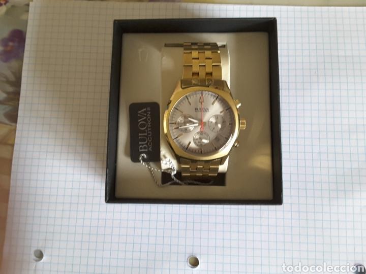 Relojes de pulsera: Bulova accutron ll,foto cronografico - Foto 4 - 169198282