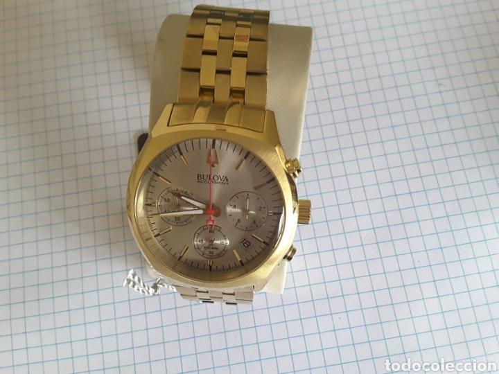 Relojes de pulsera: Bulova accutron ll,foto cronografico - Foto 5 - 169198282
