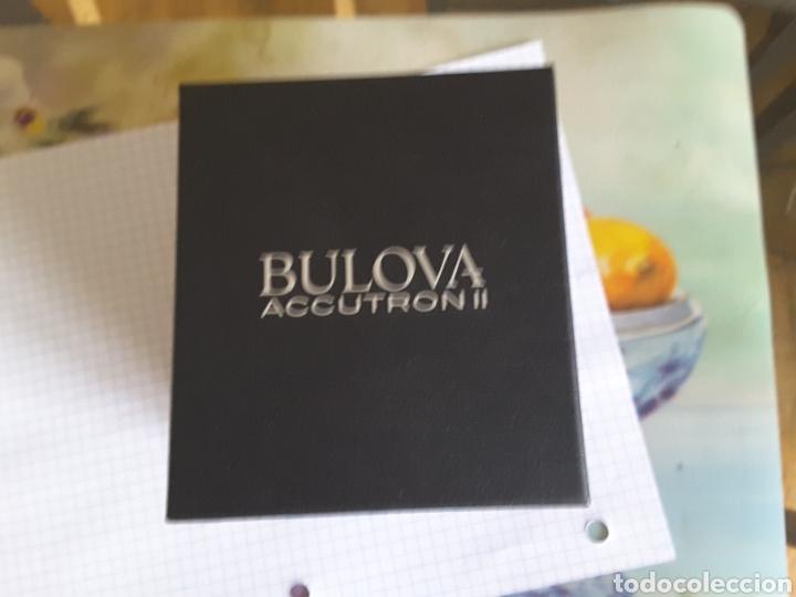 Relojes de pulsera: Bulova accutron ll,foto cronografico - Foto 8 - 169198282