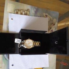 Relojes de pulsera: IMPRESIONANTE BULOVA DIAMANTE. Lote 169198341