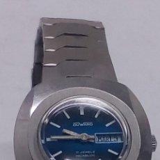 Relojes de pulsera: RELOJ DUWARD CARGA MANUAL. Lote 169290110