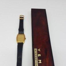 Armbanduhren - RELOJ DE PULSERA YEMA ( CAJA ORIGINAL CON CERTIFICADO ) AÑOS 70 - 169293568