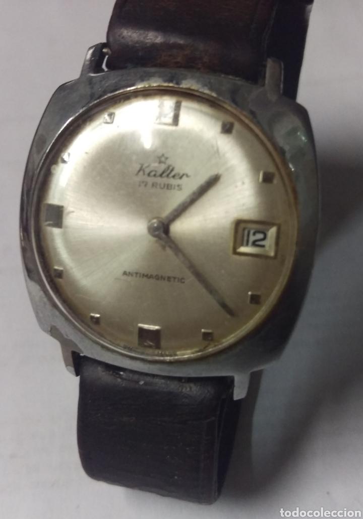 Relojes de pulsera: RELOJ VINTAGE KALTER 17 RUBIS. 32 MM. - Foto 3 - 169305132