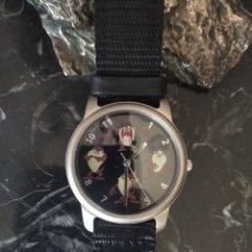 Relojes de pulsera: RELOJ ( MUY DIFÍCIL, WARNER BROS, DEMONIO DE TAZMANIA AÑO 1998 ). MÁS RELOJES EN MÍ PERFIL ). Lote 169432828