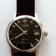 Relojes de pulsera: RELOJ ÓSCAR. Lote 169572204