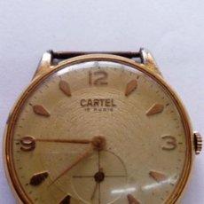 Relojes de pulsera: RELOJ CARTEL. Lote 169573040