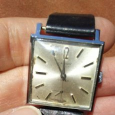 Relojes de pulsera: RELOJ DE PULSERA CAUNY PRIMA ANTIGUO. Lote 169586872