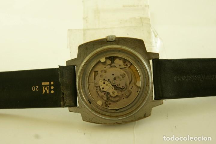 Relojes de pulsera: SEAWATCH MECANICO BISEL TIPO DIVER 43MM - Foto 3 - 169899220
