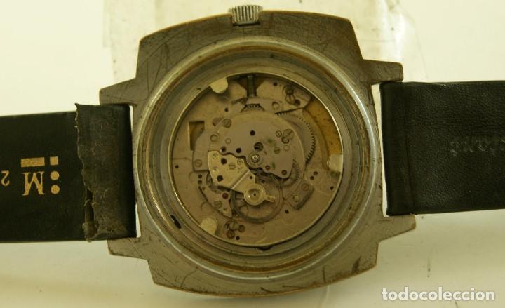 Relojes de pulsera: SEAWATCH MECANICO BISEL TIPO DIVER 43MM - Foto 4 - 169899220