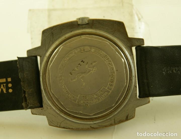 Relojes de pulsera: SEAWATCH MECANICO BISEL TIPO DIVER 43MM - Foto 6 - 169899220