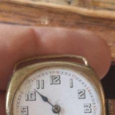 Relojes de pulsera: RELOJ SUIZO AÑOS 40 FUNCIONA. Lote 170045049