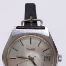 Relojes de pulsera: RELOJ DUWARD CARGA MANUAL. Lote 170072588
