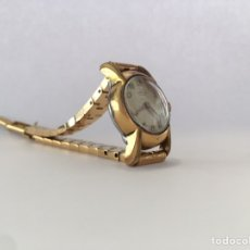 Relojes de pulsera: RELOJ ANTIGUO DE PULSERA DE MUJER SUBLIMA 15 RUBIS. Lote 170337776