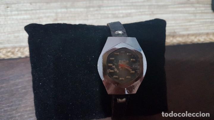 Relojes de pulsera: Antiguo reloj de señora Thermidor 17 rubis para reparar o despiece 28 mm - Foto 2 - 170374844