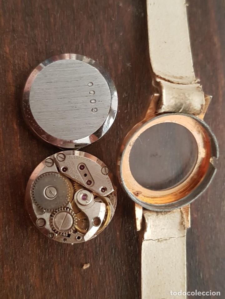 Relojes de pulsera: Antiguo reloj señora Caswatch 17 rubis 17 mm para reparar o despiece - Foto 2 - 170438896